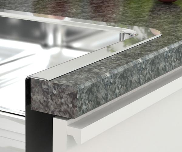 Diskhoar och diskbänkar för kök Granitop