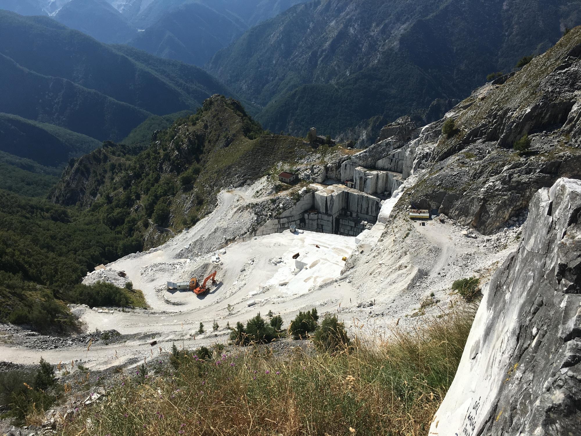 Carrara, Itaalia marmor