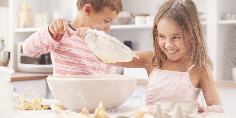 Lastesõbraliku köögi planeerimine